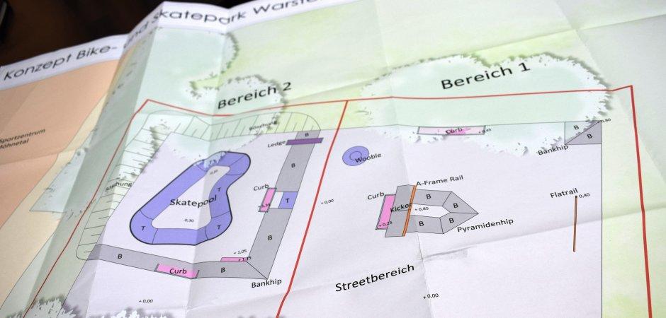 In Belecke wurde endlich eine Alternative für den Skatepark gefunden. Foto: Tanja Frohne